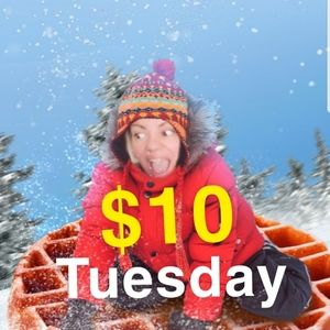 Follow Me For $10 Tuesday!!